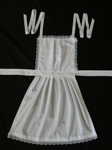 edwardian apron
