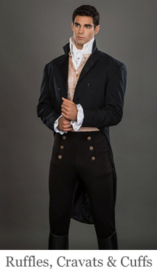 Victorian Gentlemen's Clothing