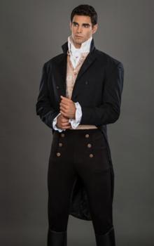 Ruffles, Cravats & Cuffs