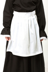 Childs White Victorian Apron