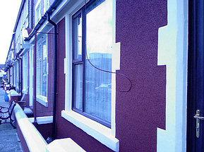 Brickwork coating