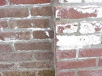 Brickwork Efflorescence