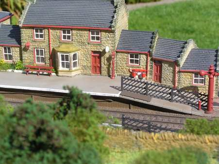 2007 goathland station