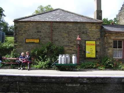 Goathland coal drop