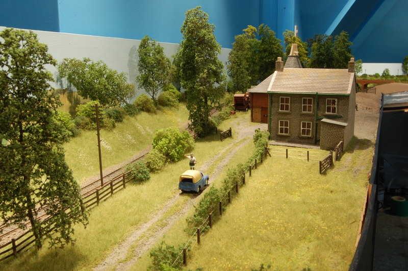 Scenic Model Railways