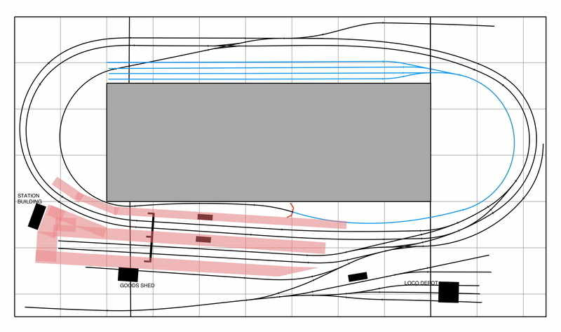 Un-named track plan