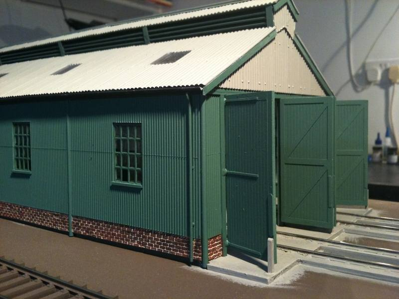 Newhaven Shed 02