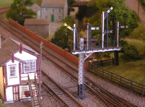 Dunwich - Old Sarum signal