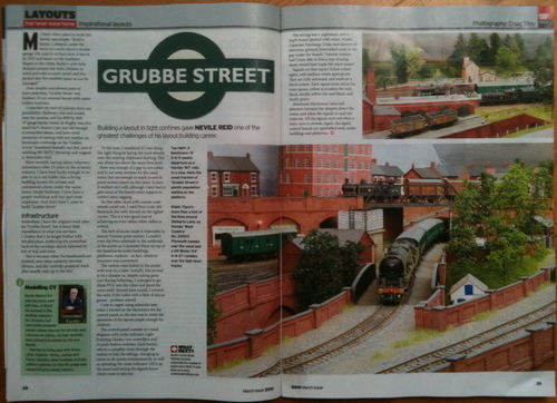 Model Rail Mag article