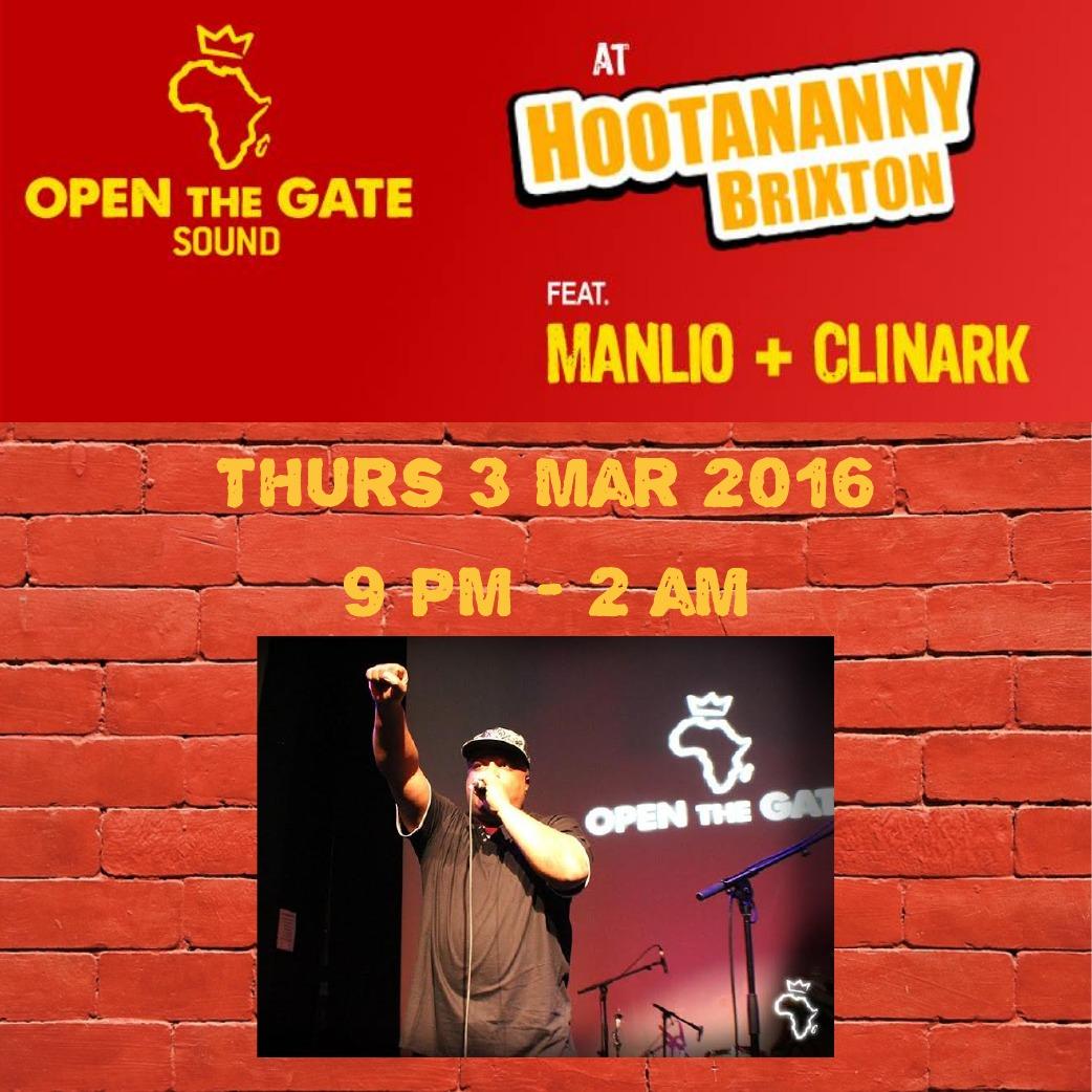 clinark at hootananny 3 march 2016 -250 x 250 flyer