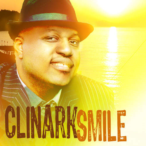 SMILE cd single front Cover Clinark