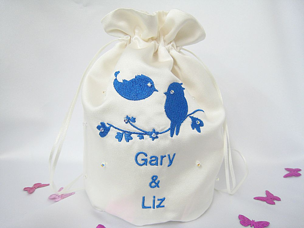No.3 Love Birds Dolly Bag £36.99