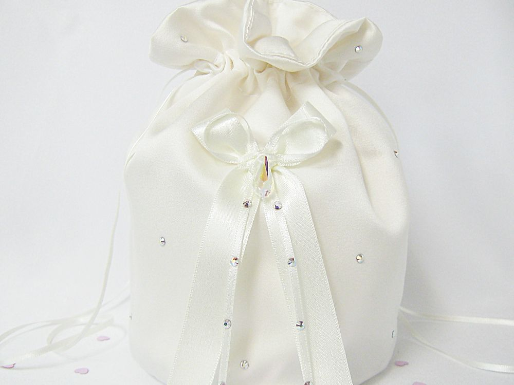 No.0 Swarovski AB Crystal Dolly Bag £34.99