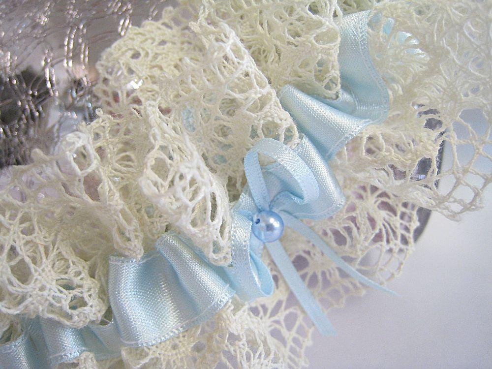 Florrie Vintage Style Lace Garter £24.99
