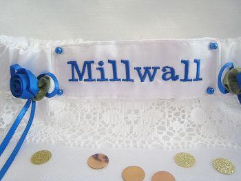Millwall Garter, Millwall Football Club Garter UK