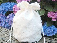 Satin & Lace Dolly Bag, Designer Wedding Bag Made To Order