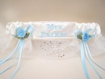 Bea Butterfly Wedding Garter, Made To Order Swarovski Crystal Garter