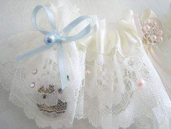 Add A Sixpence Coin To Your Garter