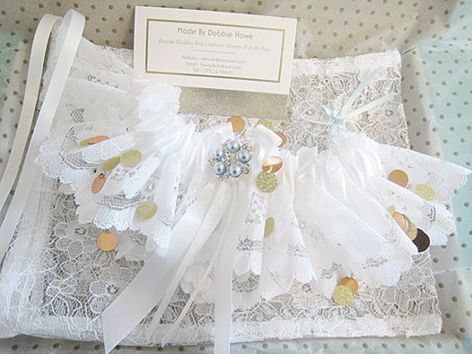 Luxury Garter, Bridal Garter Custom Made, Have Your Garter Personalised
