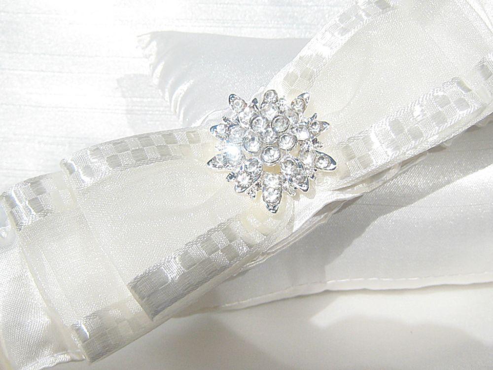 Bliss Luxury Personalised Garter £25.99
