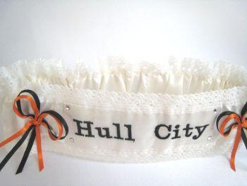 Hull City Football Garter