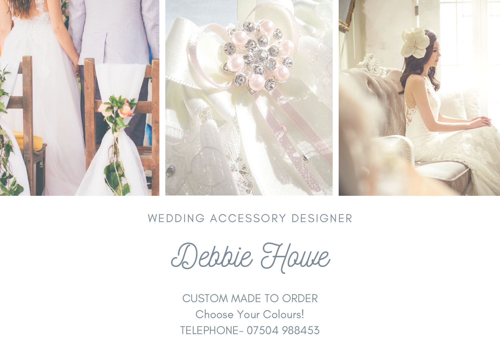 Luxury Garters, Personalised Garters, Handmade Wedding Service Where Brides Can Choose Her Colours & Have Made To Fit.