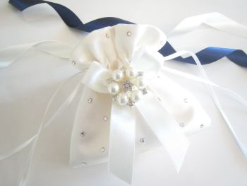 No.00 Swarovski Wedding Ring Bag