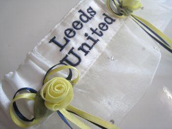 3. Leeds United Football Garter