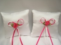 No14 Mini Wedding Ring Cushions