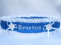 Any Football Team Garter £19.99