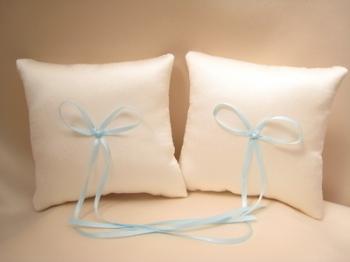 No.4 Mini Wedding Ring Cushions