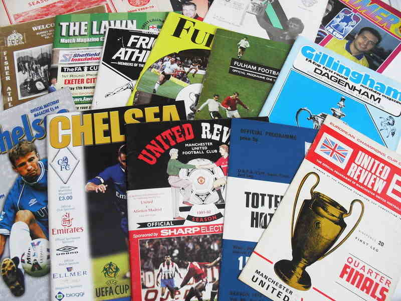 Programmes from all levels