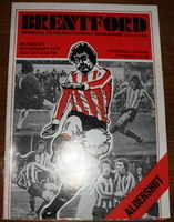 1970's League Programmes