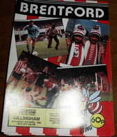 1980's League Programmes