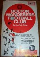 Bolton Wanderers 1960's
