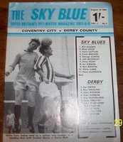 Coventry City 1960's