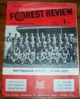 Nottingham Forest 1960's
