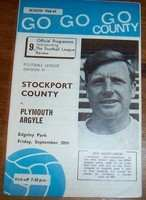 Stockport County 1960's