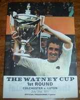 Watney Cup