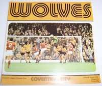 Wolverhampton Wanderers Wolves 1970's