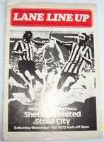 Sheffield United 1970's