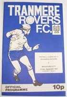 Tranmere Rovers 1970's
