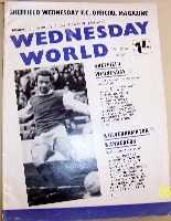Sheffield Wednesday 1960's