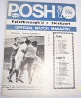 Peterborough United 1970's