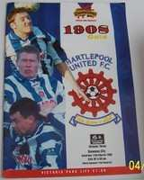 Hartlepool United 1990's