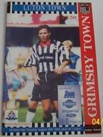 Grimsby Town 1990's