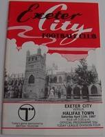 Exeter City 1980's