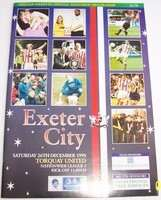 Exeter City 1990's