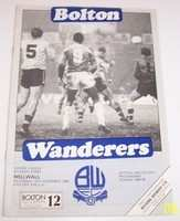 Bolton Wanderers 1980's