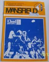 Mansfield Town 1980's